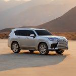 Nace un SUV insignia: presentamos el Lexus LX 600 2022 totalmente nuevo